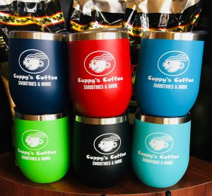 Cuppy's Travel Mugs